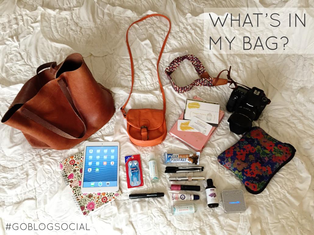 Conference Bag Essentials