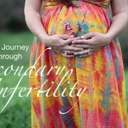 Kansas City Moms Blog Secondary Infertility