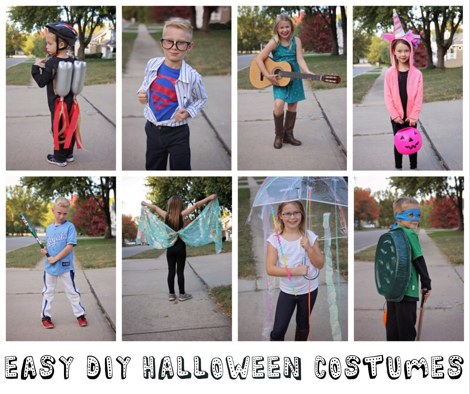 sc 1 st  Crazy Bananas & Easy DIY Halloween Costumes
