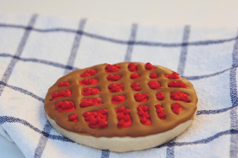 Pie Cookie