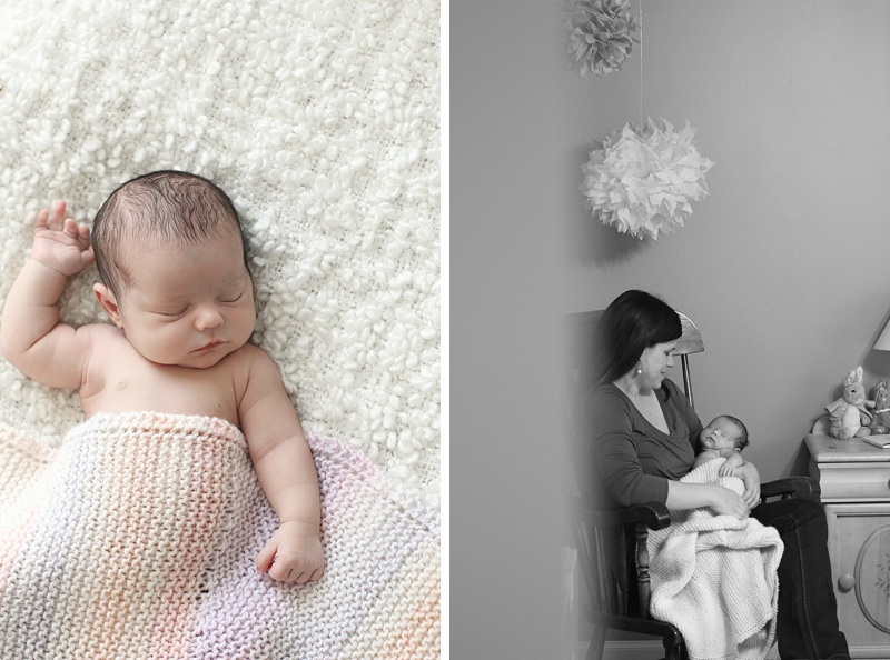 KC Newborn Photography : Lucy Elizabeth
