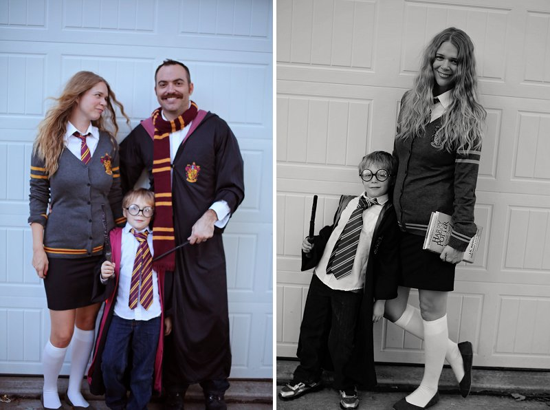 Harry Potter Halloween 2016