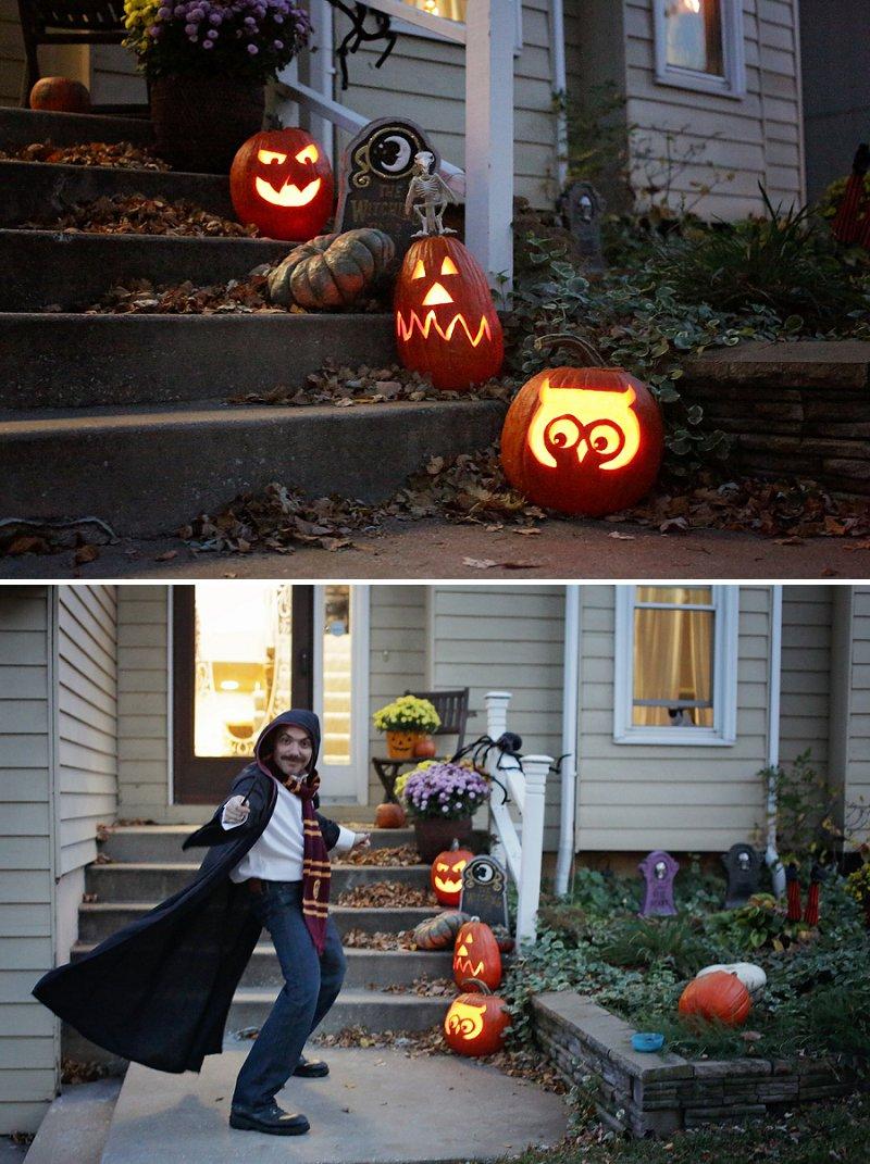 Ron Weasley Halloween 2016