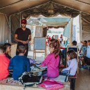 Be Senior Sinatex - Syrian Refugee Camp