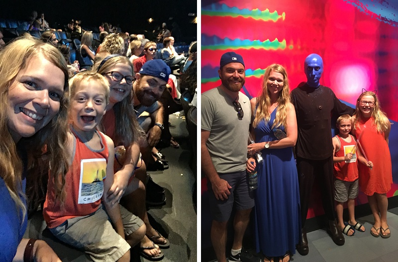 Universal Studios - Blue Man Group